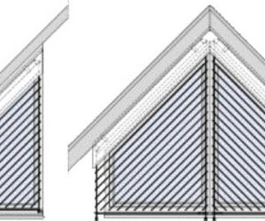 lamellenstoren produkte lamellenstoren schr g arondo storen ag. Black Bedroom Furniture Sets. Home Design Ideas